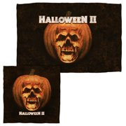 Halloween II Poster Sub Face Hand Towel Combo White