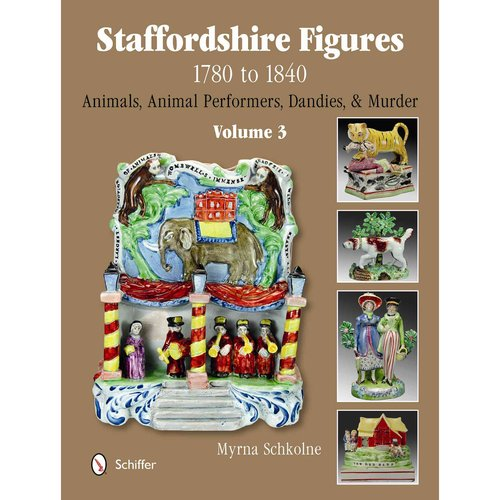 Staffordshire Figures 1780 - 1840