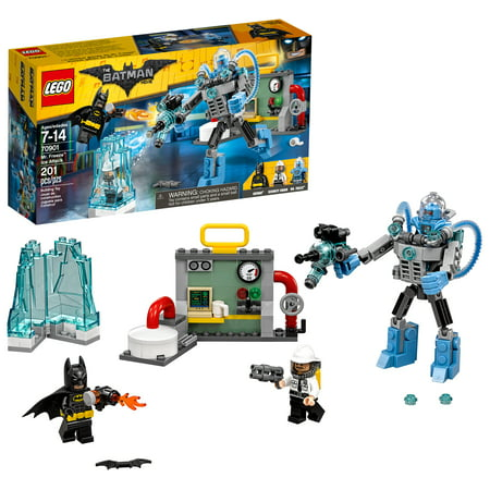 The LEGO Batman Movie - Mr. Freeze Ice Attack (70901)](Lego Batman Walk)