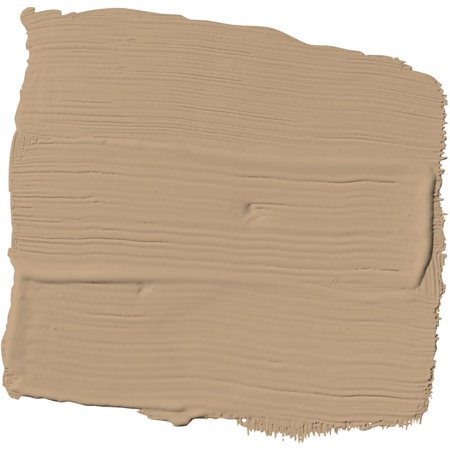 Warm Caramel, Off-White, Beige & Brown, Paint and Primer, Glidden High Endurance Plus Interior (Camel Paint)