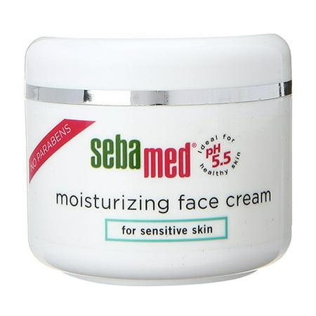 Sebamed Crème hydratante visage pour peau sensible - 2.6 Oz