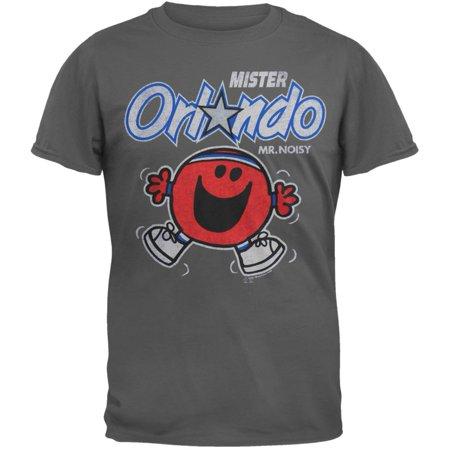 Halloween Express Orlando (Mister NBA - Mister Orlando Soft T-Shirt -)