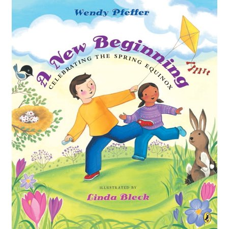 A New Beginning : Celebrating the Spring Equinox
