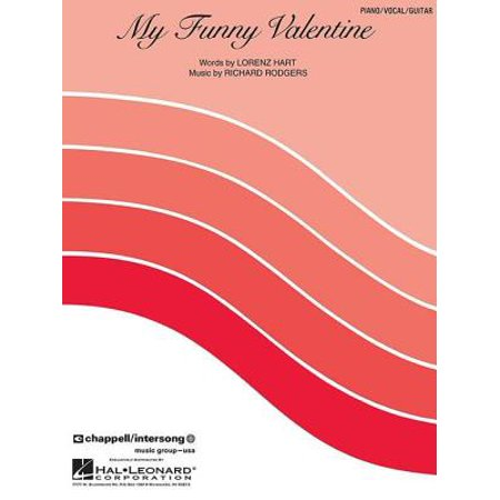 Funny Valentine Sheet Music (My Funny Valentine Sheet Music - eBook )