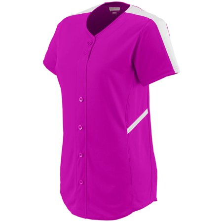 Augusta Ladies Closer Jersey Ppwh S - image 1 of 1
