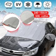 Car Windscreen Cover Heat Sun Screen Frost Ice Snow Shield Dust Protector Windshield Frosted Shade
