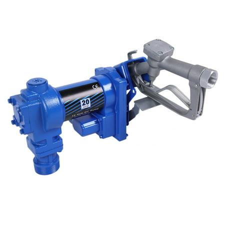 Fuel Transfer Pump 12 V 30 GPM DC Gasoline Explosion Proof Pump US Standard  - Walmart com