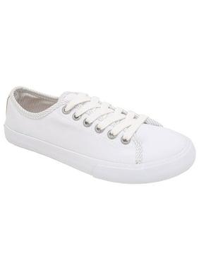 Product Image Margaritaville Women s Size 7 Canvas Tennis Shoes Laces Up  Shoes c585bac4642c2
