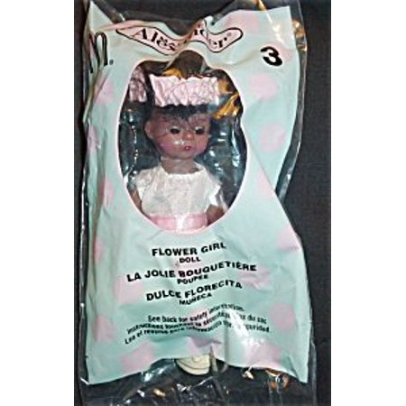Madame Alexander Doll - Flower Girl (African American) - Mcdonald'S Happy Meal Promo Toy 2003 #3 - image 1 de 1