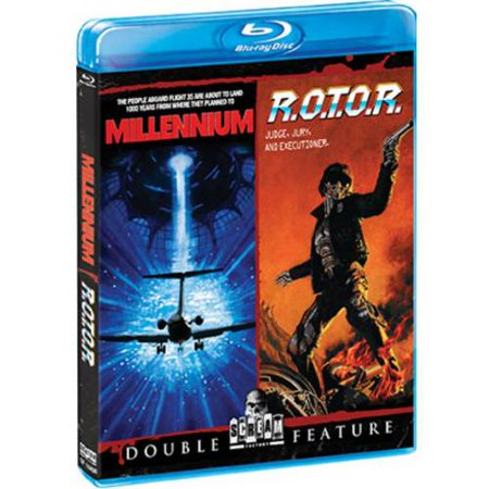 Millennium / R.O.T.O.R. (Double Feature) (Blu-ray)