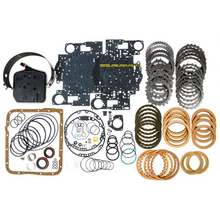 JEGS Performance Products 62106 Transmission Rebuild Kit 1987-1993 GM TH-700R4