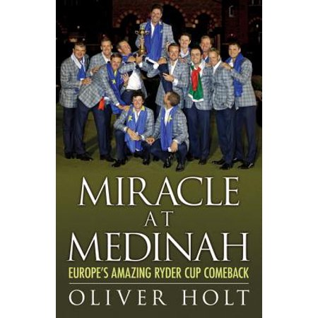 Ryder Cup Valhalla - Miracle at Medinah: Europe's Amazing Ryder Cup Comeback - eBook