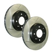 StopTech 126.34055SL StopTech Sport Rotors; Front Left; 12.75 in. Dia.; 2.91 in. Height;