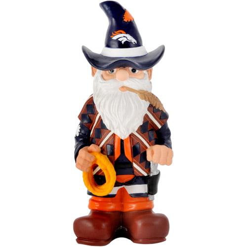Denver Broncos Thematic Gnome
