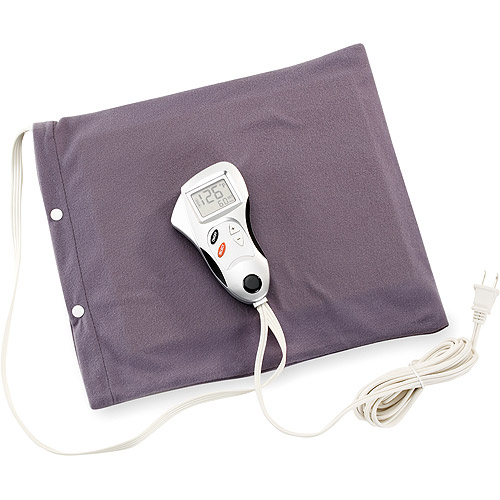 Select Heat King Size LCD Digital Heating Pad
