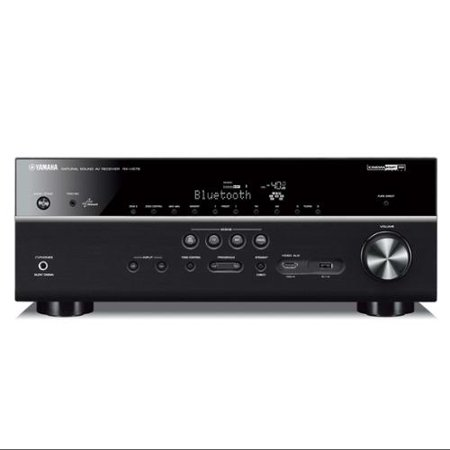 yamaha rx v679bl 7 2 channel musiccast av receiver with