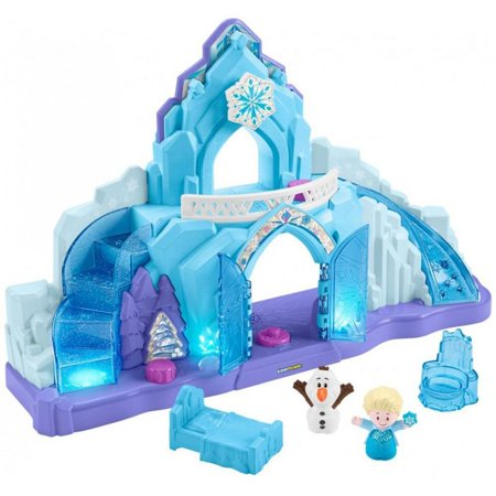 Fisher-Price Little People Disney Frozen Elsa's Ice Palace