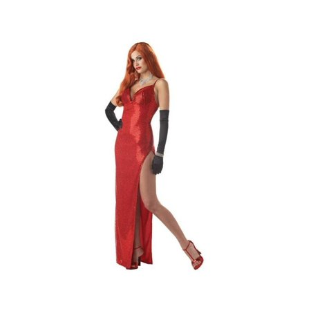 Adult Jessica Rabbit Costume - Halloween Costumes Jessica Rabbit