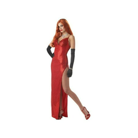 Adult Jessica Rabbit Costume - Adult Rabbit Costumes