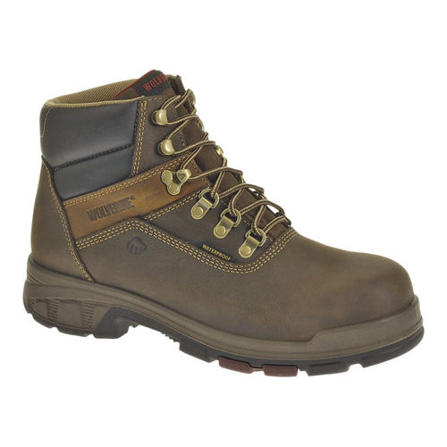 "Men's Wolverine Cabor EPX PC Dry Waterproof 6"" Boot by WOLVERINE WORLDWIDE"