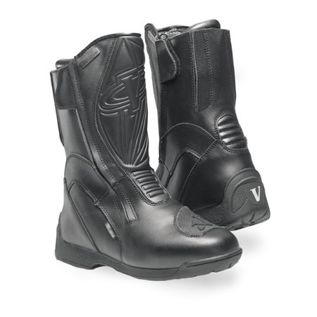 Touring Boot (Vega Touring Womens Boots Black )