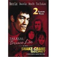 Real Bruce Lee / Snake: Crane Secret (DVD)