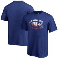 Montreal Canadiens Fanatics Branded Youth Gradient Logo T-Shirt - Royal