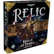 Relic Halls Of Terra Board Game Expansion Fantasy Flight