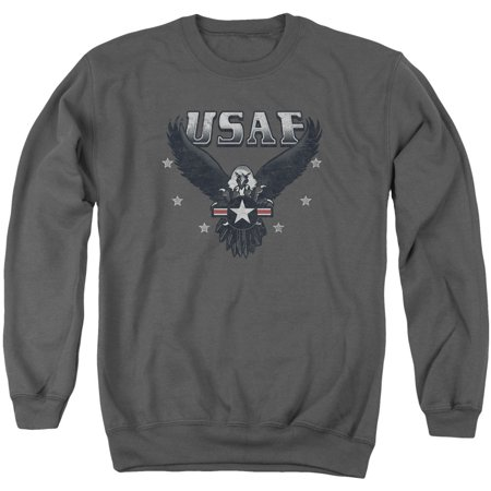 Air Force Men's  Incoming Sweatshirt Charcoal