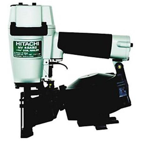 Hitachi 6350508 NV45AB2 Pneumatic Roofing Nailer