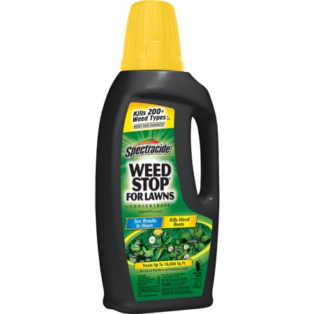 Spectracide Weed Stop For Lawns Concentrate  32 Oz
