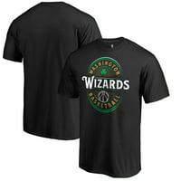Washington Wizards Fanatics Branded Forever Lucky T-Shirt - Black
