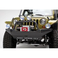 Body Armor Jeep Bumper