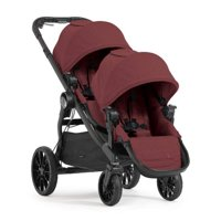 Summer Infant 3dtwo Double Convenience Stroller Black