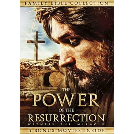 The Power of the Resurrection (DVD) for $<!---->