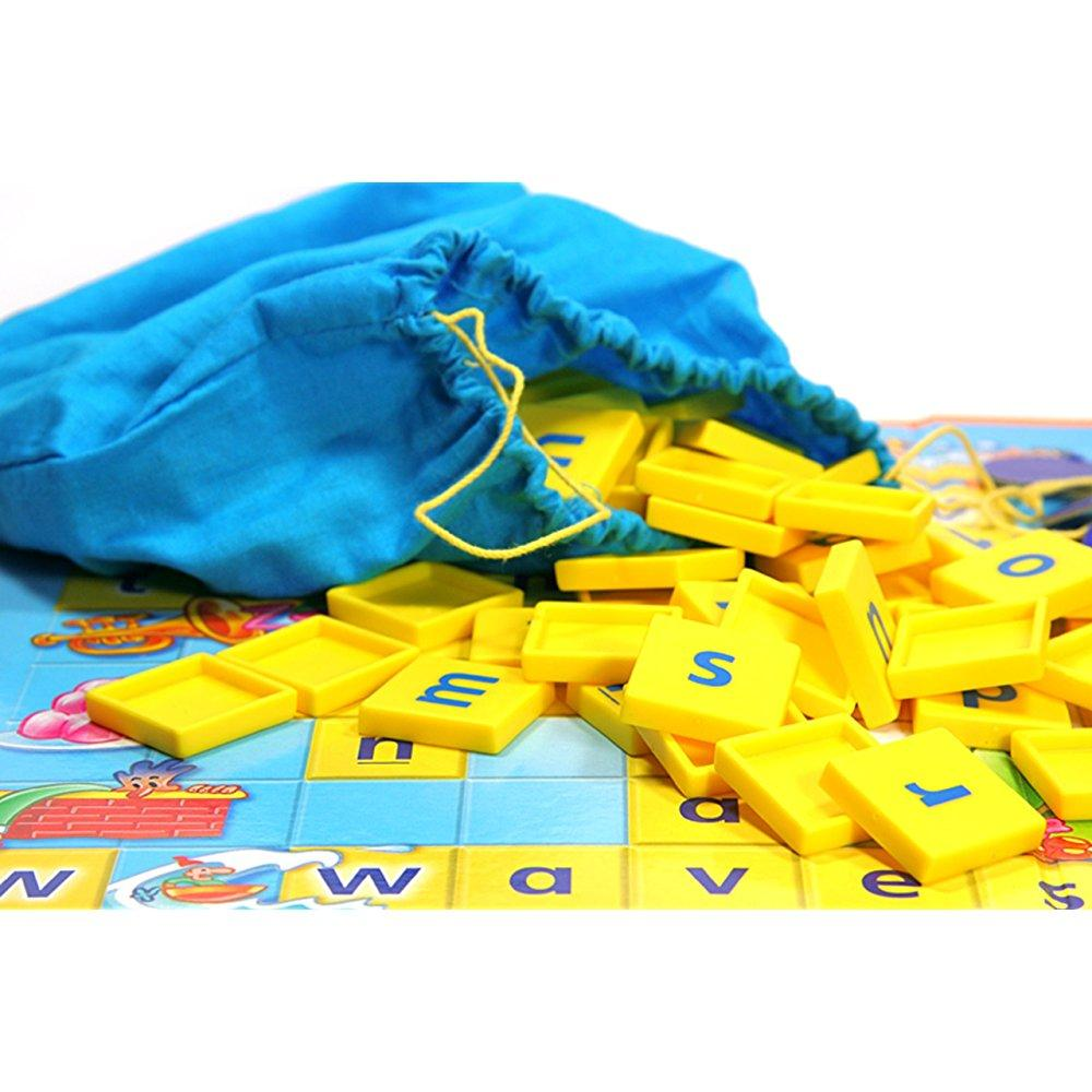 Mattel games spears scrabble junior