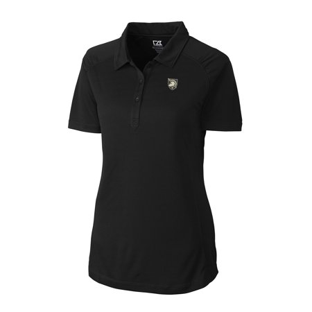 Army Black Knights Cutter & Buck Women's Northgate Polo - Black