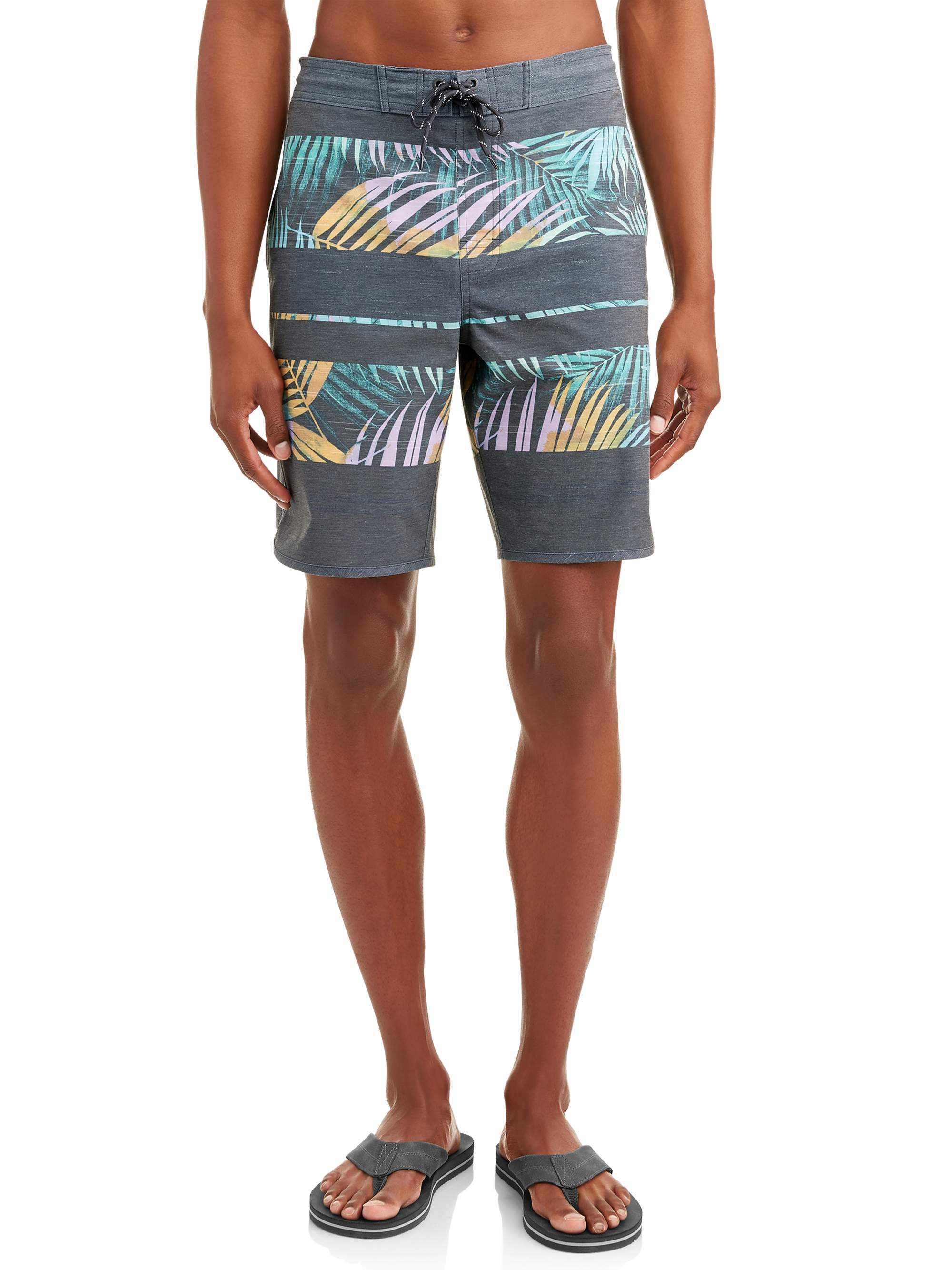 Men's Rainbow Palms Eboard, up to Size 5XL