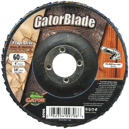 Angle Grinder Blades - Gator Blade Type 29 Angle Grinder Flap Disc