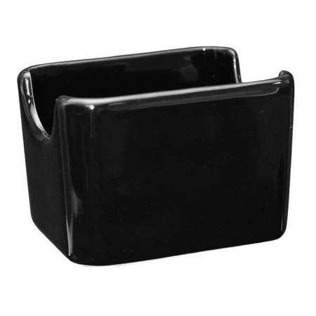 ITI CH225-05 Sugar Packet Holder, Black, PK -