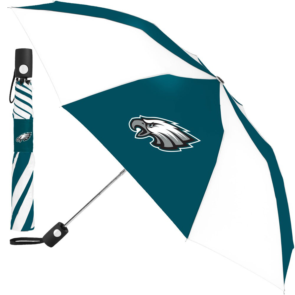 "Philadelphia Eagles WinCraft 42"" Folding Umbrella - No Size"