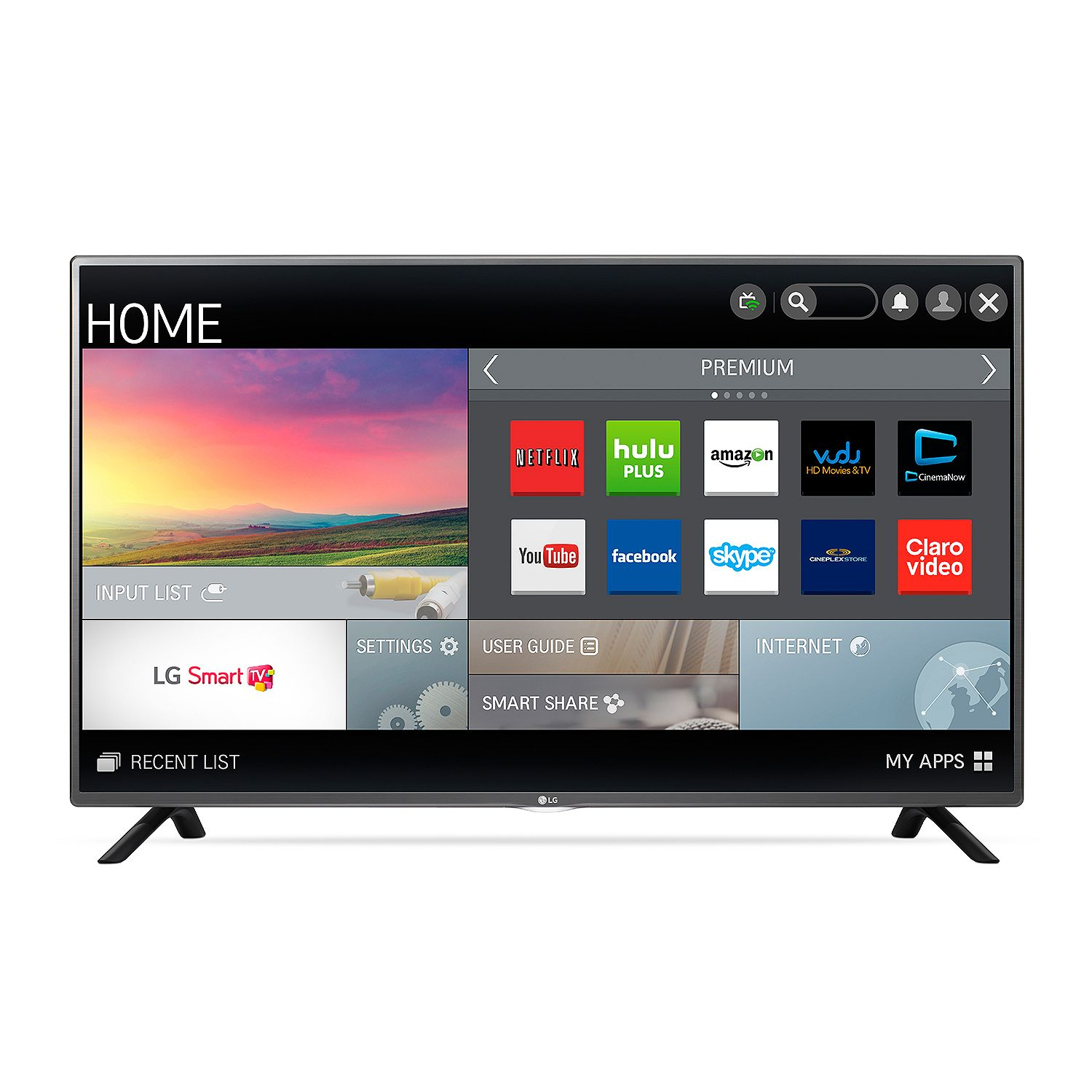Led 1080p 120hz Tv
