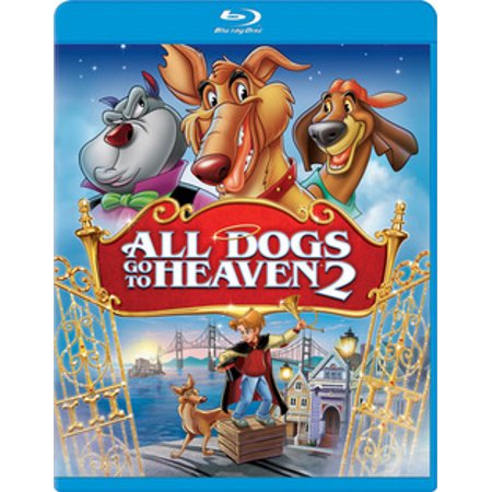 All Dogs Go To Heaven 2 (Blu-ray) (All Dogs Go To Heaven Tv Show)
