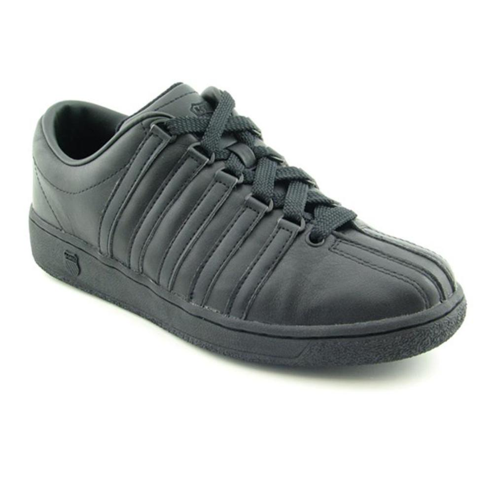 K-Swiss Classic Luxury EDTN Round Toe Leather Fashion Sneakers by K-Swiss
