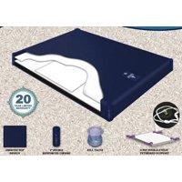 Semi Waveless Fluid Chamber Series 200 Mid Fill Softside Waterbed Bladder by Innomax