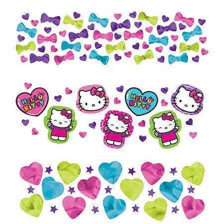 Hello Kitty Rainbow Confetti (Rainbow Confetti)