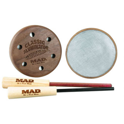 Flambeau MAD Classic Aluminator Turkey Pot Call