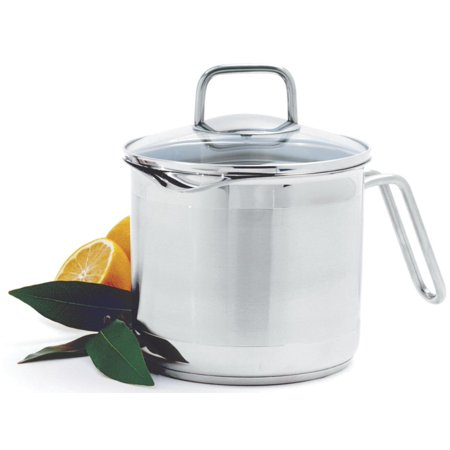 650 8 Cup Multi Pot with Straining Lid, 1.9 Liter, SilverStandard and metric measurements included By Norpro