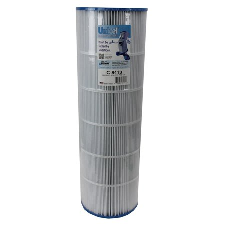 Spa Pool Filters - Unicel C-8413 Pool Spa Replacement Cartridge Filter 125 Sq Ft Sta-Rite PXC-125