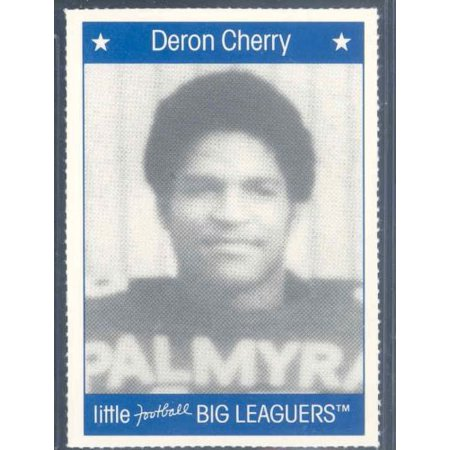 1990 Little Big Leaguers Deron Cherry Chiefs Little League Photo ()